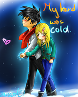CE: My Hand Was Cold. :D by awyeah21