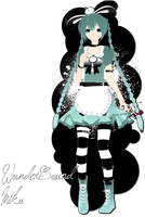 WonderBound Miku DOWNLOAD by xkyarii