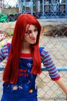 Female Chucky Cosplay by Malicious-Cosplay
