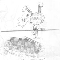 Pool xDD by Mamusho