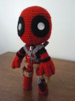 DeadPool Sackboy by Sackboyncostume
