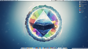 Hackintosh Desktop by roisol