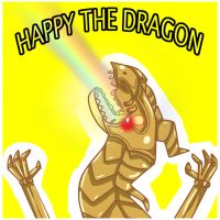 HAPPY THE DRAGON by pjatosuperfanfiction