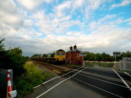 level crossing by OliHDR