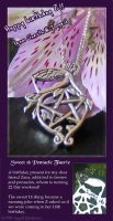 Faerie Pentacle by Illahie