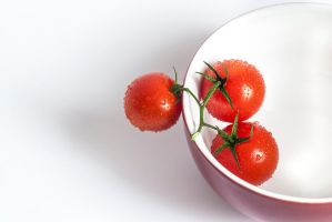 Cherry Tomatoes by Bomb-Creator
