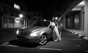 Mercedes C230 by crooklyn2108