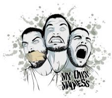 my own madness by craniodsgn
