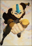 The Last Air Bender by ravidizh by Ravidizh