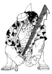 One Piece - Arlong by ElectroCereal