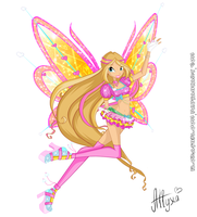 Positive Believix of Allyxa AT by florainbloom