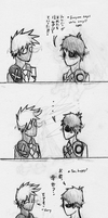 Traditional Comic: Very Happy Indeed by GingaAkam