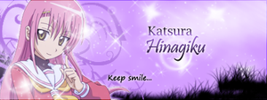 Signature : Katsura Hinagiku by Lloyd-Lamperouge