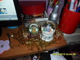 Christmas decoration N1 by paramore992