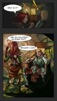 Skyrim: Sitting down. by Dunnstar