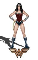 Wonder Woman New 52 by bolloboy