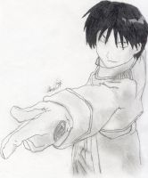 Roy Mustang by penragonwebsite