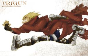 teben and py trigun team up by pyawakit