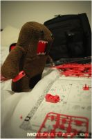 Domo Gundam Building 2nd by motion-attack