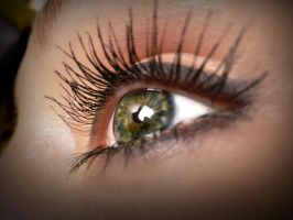Long Eyelashes 5721415 by StockProject1