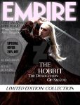 THE HOBBIT: MAGAZINE COVER DESIGN by ThalionNorravir