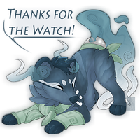 Thanks For The Watch! by HowlLXVIII