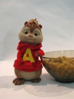 Chipmunk Alvin by Irentoys