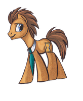 Dr. Whooves by EmpressPony