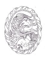 Frame tattoo design 2 by Nevermore-Ink