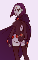 Raven II by norrling