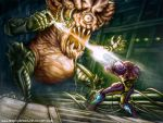 Super Metroid - Final Battle by Smexyheroes