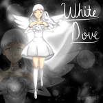 Soaring High Fanart-White Dove by EarthJolly