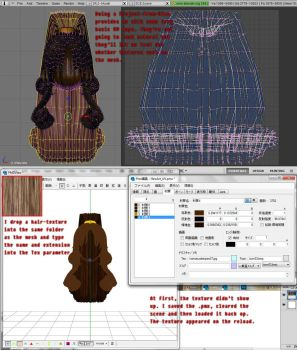 Understanding the importance of UV maps by Sand3