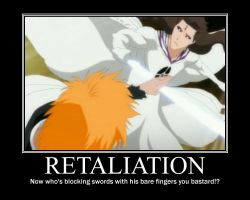 Aizen Demotivational II by Valere84