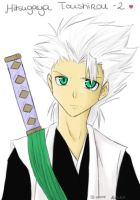 ::Bleach:: Hitsugaya - BETTER by Shadow-Rasha