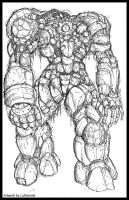 Golem by Luthercon