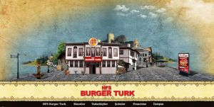 Burger Turk Flash Web by cihandikmen