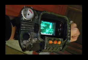 Fallout Pipboy 2 by LunaticStar