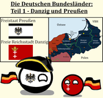 RGE German States: Part 1 - Prussia and Danzig by Dragnor1008