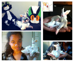 Memble Scultpure: Made by ToothlessEgo by MrGremble