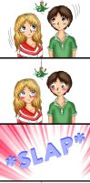 Happy Seddie Christmas by ZutaraForever12