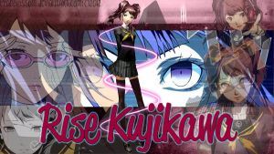 Support and Information-Rise Kujikawa by PPGDBlossom