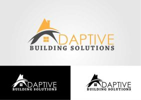 Adaptive building logo by nabeel91
