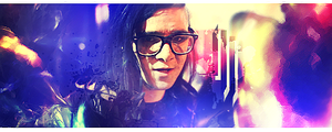 Skrillex signature 2. by NewX4
