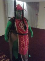 Dragoncon 2013 Wow Orc me 4 by SpaceRanger108