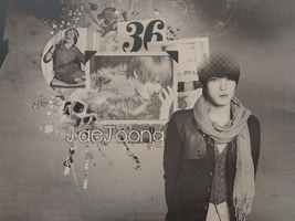 JaeJoong wallpaper by FanBoyInDaHouse