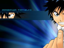 Tatsuki Wallpaper by WanderingKenshin