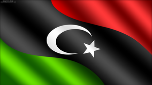 Libya Revolution HD by MGQsy