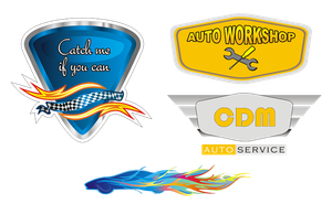 Auto Stickers by Gostickers