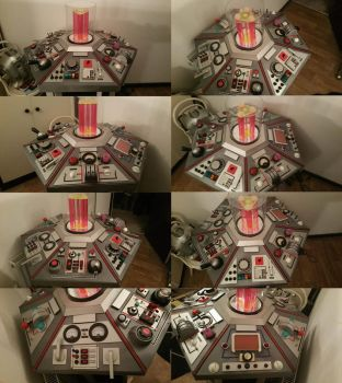TARDIS Console Improvements by Hordriss